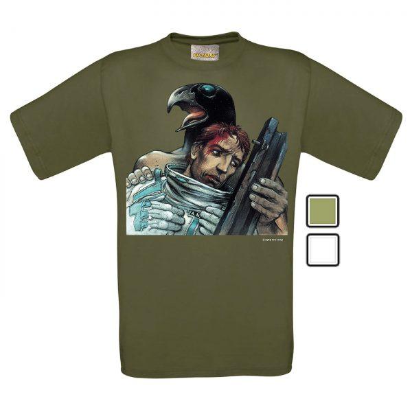 BD-Shirt.Art - Tee-shirt Foire aux Immortels Bilal