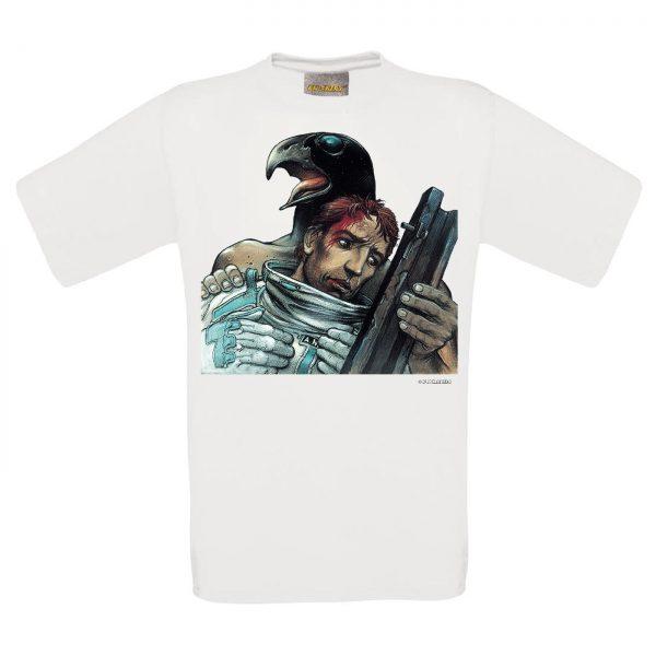 BD-Shirt.Art - Tee-shirt Foire aux Immortels blanc Bilal
