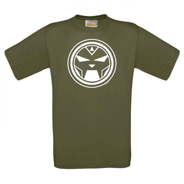 BD-Shirt.Art - Tee-shirt Sceau kaki Druillet
