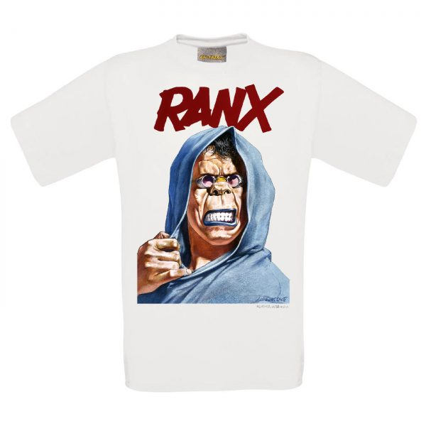 BD-Shirt.Art - Tee-shirt Ranx Amen blanc Liberatore