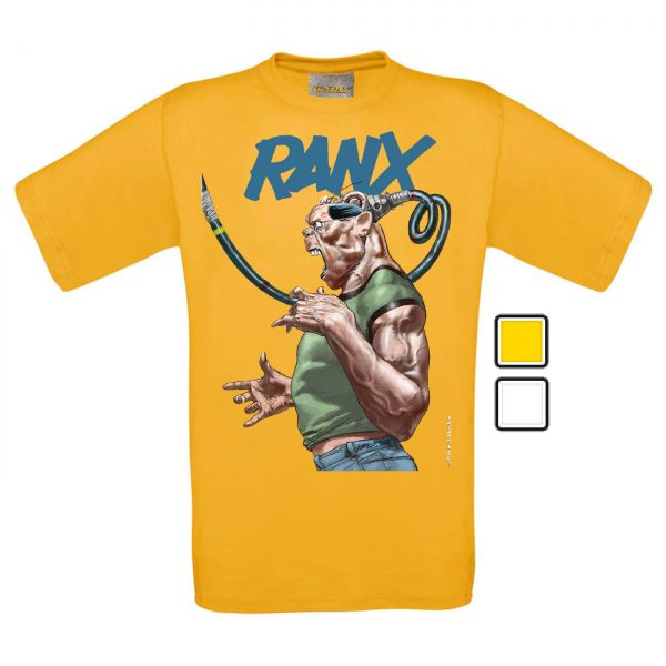 BD-Shirt.Art - Tee-shirt Ranx Plugged Liberatore
