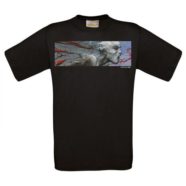 BD-Shirt.Art - Tee-shirt Sacha noir Bilal