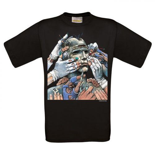 BD-Shirt.Art - Tee-shirt Exterminateur 17 Bilal