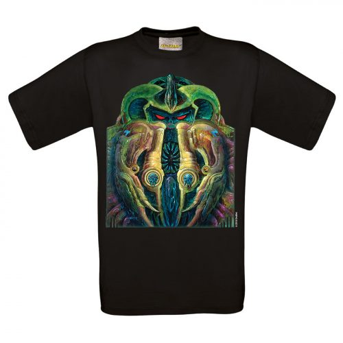 BD-Shirt.Art - Tee-shirt Féroce Druillet