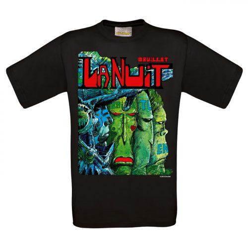 BD-Shirt.Art - Tee-shirt La Nuit Druillet