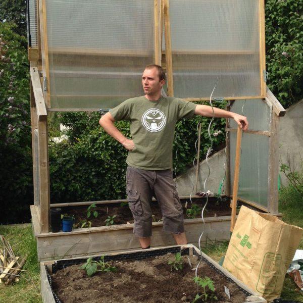 Gentleman Farmer – Sceau